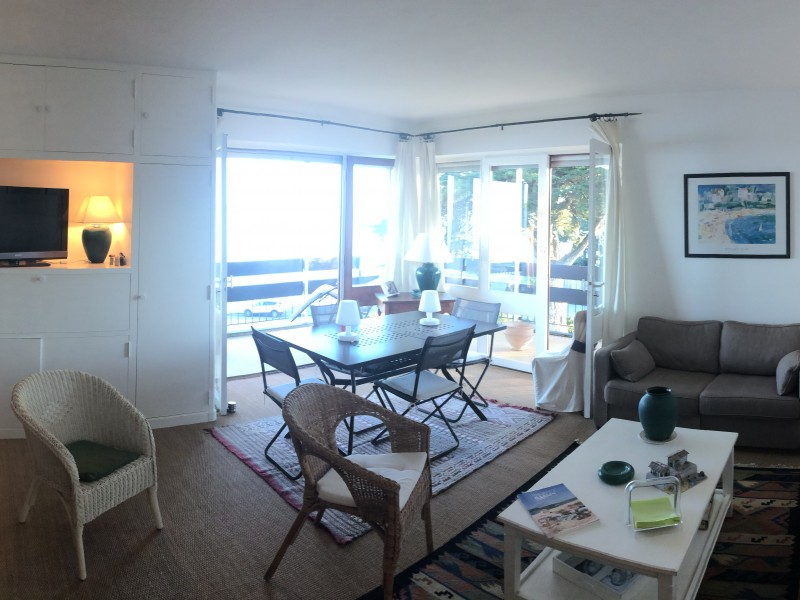 location appartement mer l herbe bassin arcachon capimmo