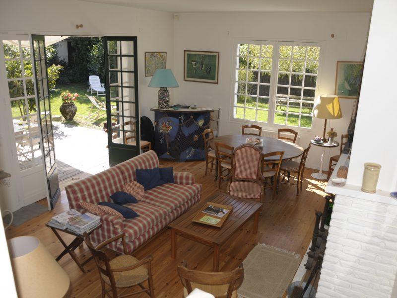 location villa grand piquey bassin arcachon capimmo