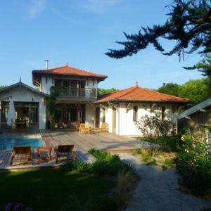 villa luxe piscine a vendre cap ferret capimmo 591